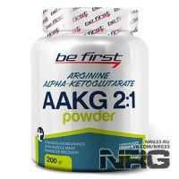 BE FIRST AAKG powder, 200 г