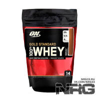 OPTIMUM NUTRITION Whey 100% Gold Standard, 0.45 кг