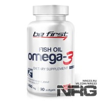 BE FIRST Omega 3, 90 кап