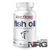 BE FIRST Fish Oil, 90 кап