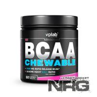 VPLAB Bcaa chewable, 60 таб