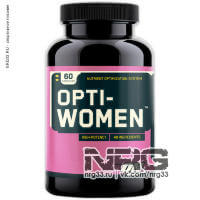 OPTIMUM NUTRITION Opti-Women, 60 кап