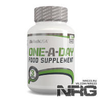 BIOTECH One a Day, 100 таб