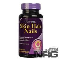 NATROL Skin Hair Nails Women`s, 60 кап