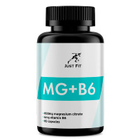 JUST FIT Magnesium, 60 таб