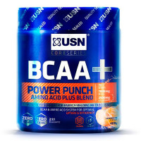 USN BCAA+ Power Punch, 400 г