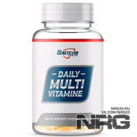 GENETIC Daily Multi Vitamine, 60 таб