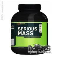 OPTIMUM NUTRITION Serious Mass, 2.72 кг