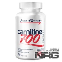 BE FIRST L-Carnitine, 120 кап