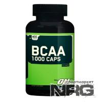 OPTIMUM NUTRITION Bcaa 1000, 400 кап