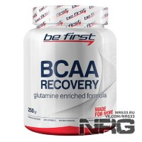 BE FIRST BCAA Recovery, 250 г