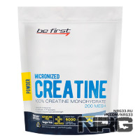 BE FIRST Creatine Powder, 500 г
