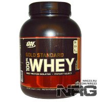 OPTIMUM NUTRITION Whey 100% Gold Standard, 1.5 кг