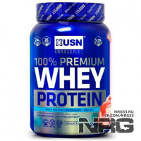USN 100% Whey Protein, 0.9 кг
