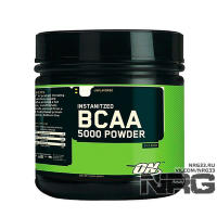 OPTIMUM NUTRITION BCAA 5000 Powder, 380 г