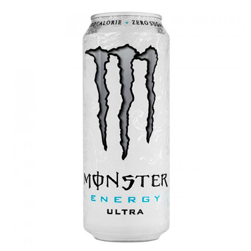 MONSTER Energy Drink Ultra, 500 мл