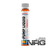FITNESS FORMULA Pump Liquid, ампула 25 мл