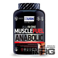 USN Muscle Fuel Anabolic, 2 кг