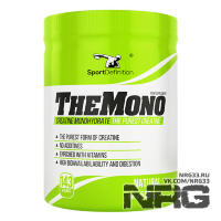 SPORTDEFINITION The Mono (Creatine Monohydrate), 500 г