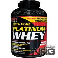 SAN Whey 100% Pure Platinum, 2.24 кг