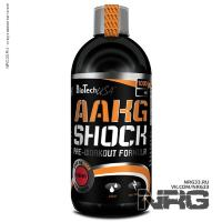BIOTECH AAKG Shock extreme, 1000 мл