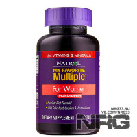 NATROL Multiple for Women Multivitamin, 90 таб