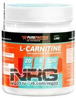 PUREPROTEIN L-Carnitine, 100 г