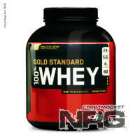 OPTIMUM NUTRITION Whey 100% Gold Standard, 2.27 кг