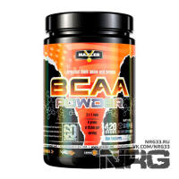 MAXLER BCAA Powder, 420 г